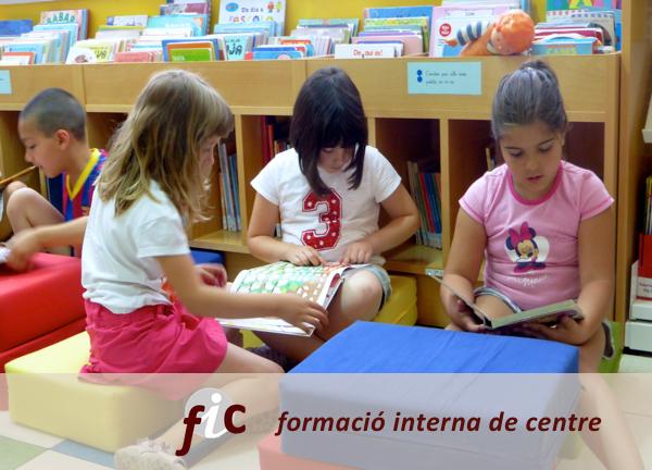 Pla de lectura de centre
